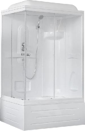 Душевая кабина ROYAL BATH 8120BP1-T 1200х800