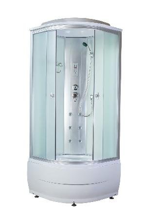 Душевая кабина AQUAPULSE 4101 В W 80х80х220
